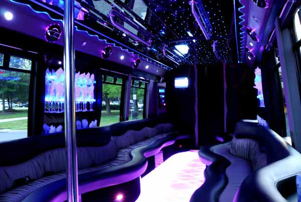 22 people party bus knoxville