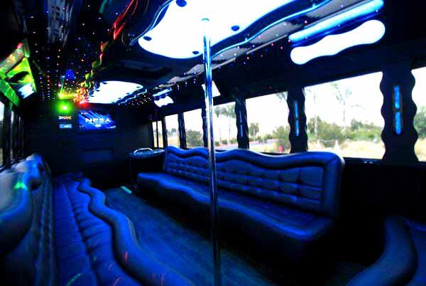 40 people party bus knoxville