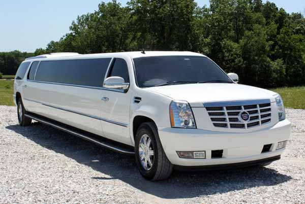 Cadillac Escalade limo knoxville
