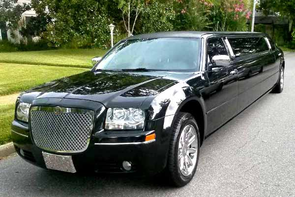 Chrysler 300 limo knoxville