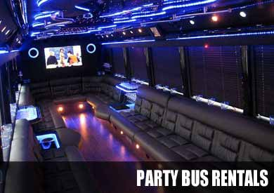 Party Bus in Knoxville