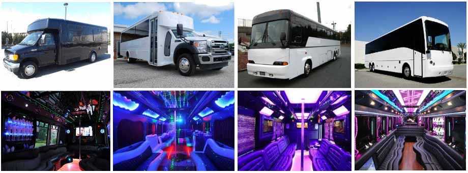 Party buses Knoxville