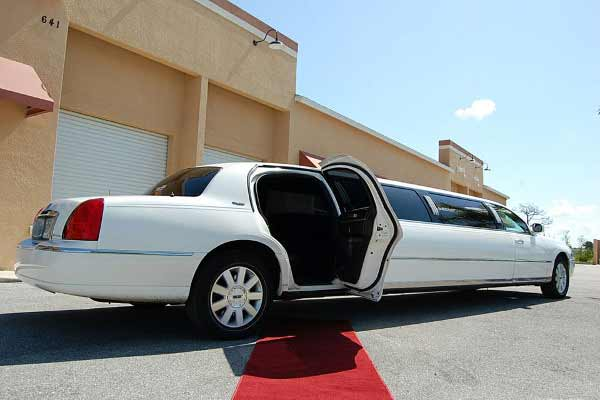 lincoln stretch limousine knoxville