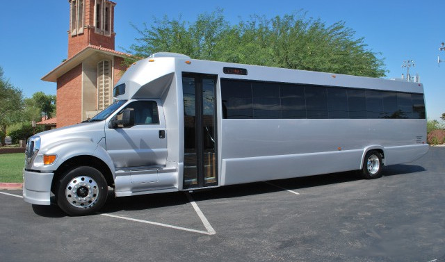 Knoxville 40 Person Shuttle Bus